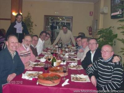 Cena junta directiva (Fallas 2010)
