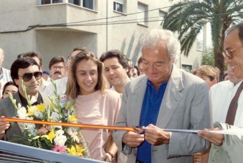 Inaguración en 1986