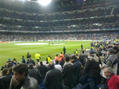 Real Madrid 3 - 0 Olimpic de Lyon